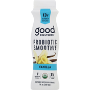 Good Culture Probiotic Smoothie, Vanilla
