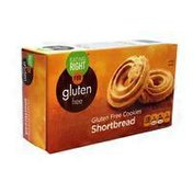 Eating Right Gluten Free Shortbread Cookies