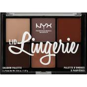NYX Professional Makeup Eyeshadow Palette, LLSP01