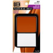 CoverGirl Queen Natural Hue CG Queen Natural Hue Compact Foundation Classic Bronze .4 oz (11 g) Female Cosmetics