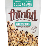 Thinful Snack Mix, Guiltless, Chocolatey Drizzle