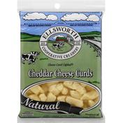 Ellsworth Cheese Curds, Cheddar