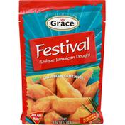 Grace & I Festival Unique Jamaican Dough Caribbean Homemade