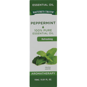 Nature's Truth Essential Oil, 100% Pure, Peppermint
