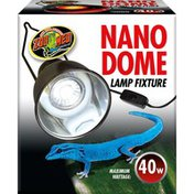 Zoo Med 40 Watt Nano Dome Lamp Fixture