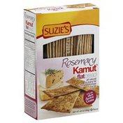 Suzie's Flatbread, Kamut, Rosemary