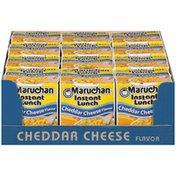 Maruchan Cheddar Cheese Flavor Ramen Noodle Soup