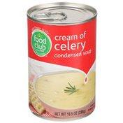 Food Club Condensed Soup, Cream of Celery
