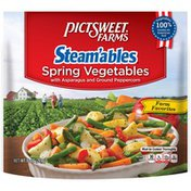 Pictsweet Farms Steamables Farm Favorites Spring Vegetables