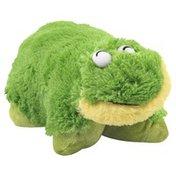 Pillow Pets Stuffed Animal, Plush Folding, Friendly Frog