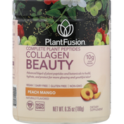 PlantFusion Collagen Beauty, Peach Mango