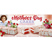 Little Debbie Cakes, Mother's Day, Strawberry