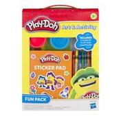 Play-Doh Art & Activity Fun Pack
