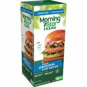 Morning Star Farms Veggie Chik Patties, Original, Vegan