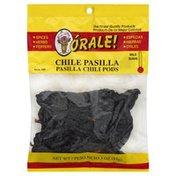 Orale! Chili Pods, Pasilla, Mild