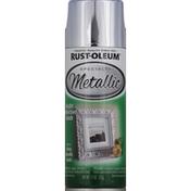 Rust-Oleum Rust Olm Spclty Metallic Silver