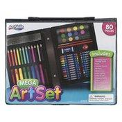 ArtSkills Mega ArtSet - 80 CT