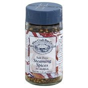 Blue Crab Bay Co. Steaming Spices, Salt Free, for Shellfish