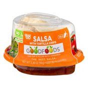 Good Foods Grab & Go Salsa With Tortilla Chips