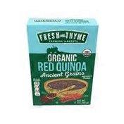 Fresh Thyme Red Quinoa