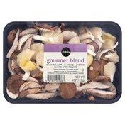 Publix Mushrooms, Gourmet Blend, Sliced
