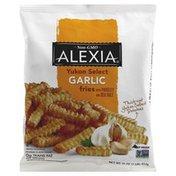 Alexia Fries, Yukon Select, Garlic