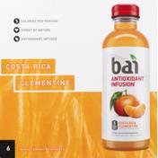 Bai Antioxidant Infusion Beverage Costa Rica Clementine
