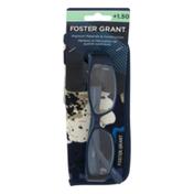 Foster Grant Glasses +1.50 Kate