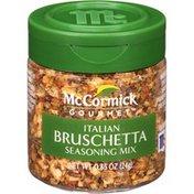 McCormick Gourmet™ Italian Bruschette Seasoning Mix