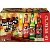 Beers of Mexico Winter Fiesta Pack