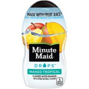 Minute Maid Drops Mango Tropical Water Enhancer