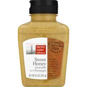 Pacific Coast Selections Mustard, Sweet Honey