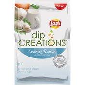 Lay's Brand Dip Creations Country Ranch Seasoning Mix