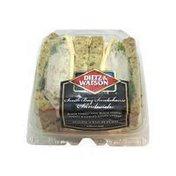 Dietz & Watson Ham, Turkey Breast & Gouda Sandwich
