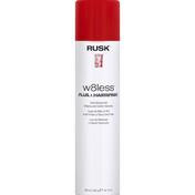 RUSK Plus Hairspray W8less