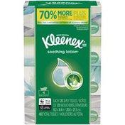 Kleenex Lotion Facial Tissues with Aloe & Vitamin E