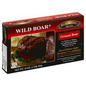 Blackwing Gourmet Meats Wild Boar, Ground