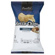Essential Everyday Potato Chips, Kettle-Cooked, Original