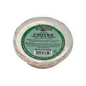 All Natural Food Corp Chive Cream Cheese