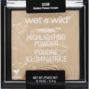 wet n wild Highlighting Powder, Golden Flower Crown 333B
