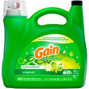 Gain AromaBoost Ultra Concentrated Liquid Laundry Detergent, Original