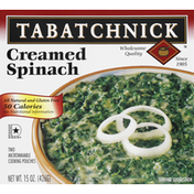 Tabatchnick Creamed Spinach (Frozen)