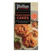 Philips Crab & Shrimp Cakes