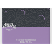 Kleenex Everyday Wallet Pack White Tissues
