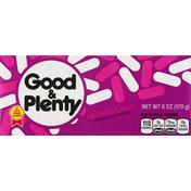 GOOD & PLENTY Candy, Licorice