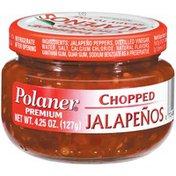 Polaner Chopped Premium Jalapenos