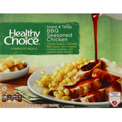 Healthy Choice BBQ Seasoned Chicken, Sweet & Tangy