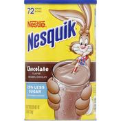 Nestle Nesquik Powder Drink Mix, Chocolate Flavor