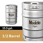 Modelo Negra Mexican Amber Lager Beer Keg
