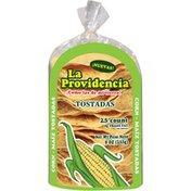 La Providencia Corn Tostadas